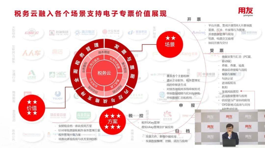 滨州用友ERP:专票电子化和税务风险防控宣贯会博兴专场成功举办(图5)