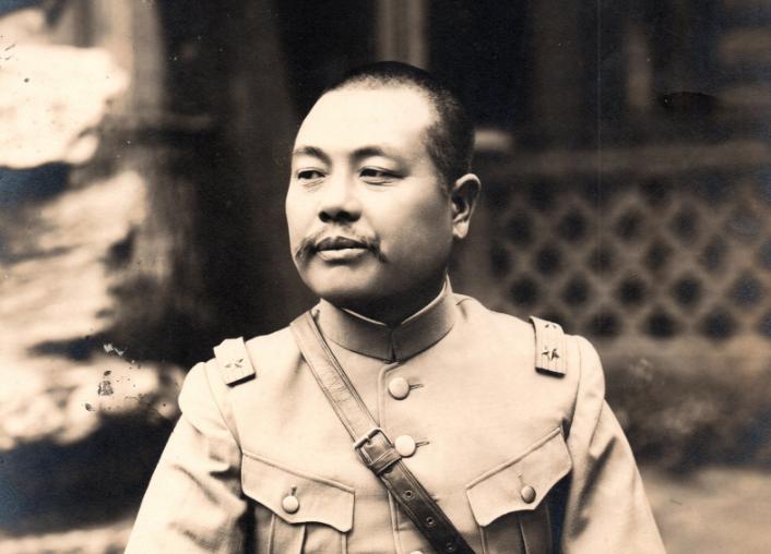 """一位中国军人的誓言:""""我死国活,我活国死!"""""""