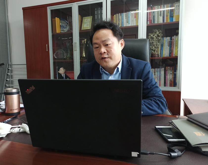 """刘春华授课中国海洋大学MBA:2021年中国企业发展的六个重要""""拐点"""""""