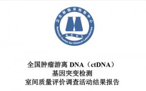 基因检测室间质评与分子实验室建设