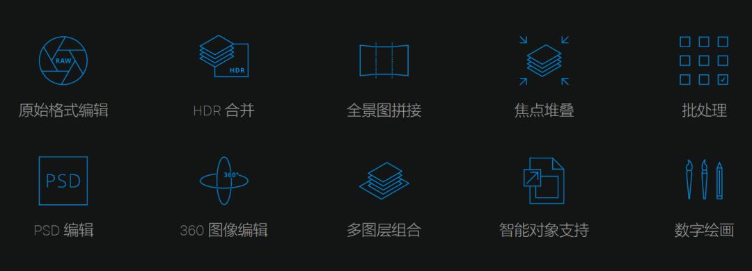 Adobe全球封杀盗版,替代神器套装Affinity Photo软件已上线【758期】插图3