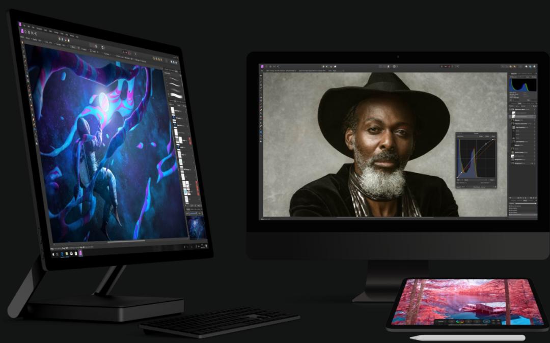 Adobe全球封杀盗版,替代神器套装Affinity Photo软件已上线【758期】插图13
