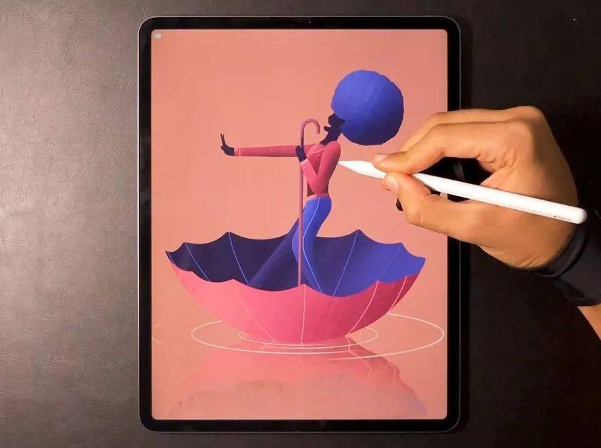 躺着画画真香,喜欢画画的朋友一定要入手ipad【681期】插图8
