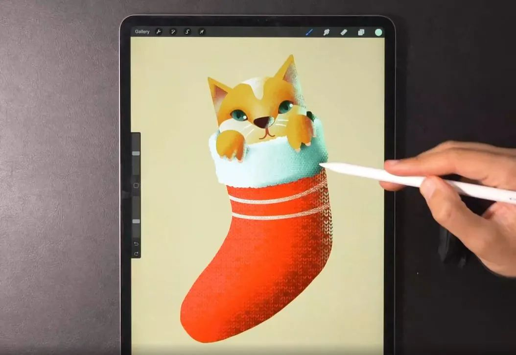 躺着画画真香,喜欢画画的朋友一定要入手ipad【681期】插图9