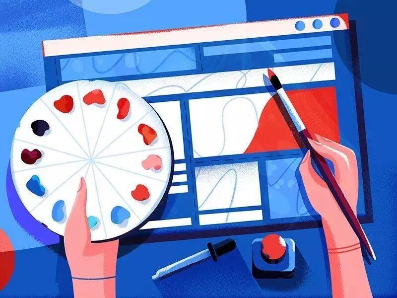 设计师会手绘才有核心竞争力,不做素材搬运工【682期】插图7