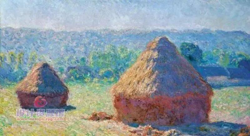 莫奈油画全集1573幅|一幅《干草堆》拍卖了6亿,他的画究竟有多厉害【714期】插图