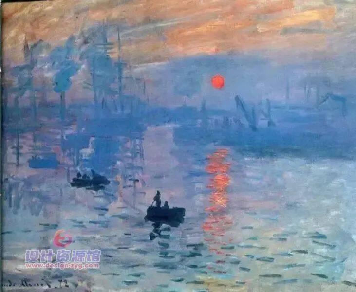 莫奈油画全集1573幅|一幅《干草堆》拍卖了6亿,他的画究竟有多厉害【714期】插图6