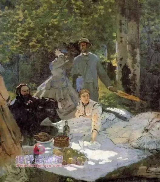 莫奈油画全集1573幅|一幅《干草堆》拍卖了6亿,他的画究竟有多厉害【714期】插图5