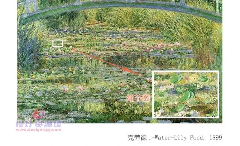 莫奈油画全集1573幅|一幅《干草堆》拍卖了6亿,他的画究竟有多厉害【714期】插图12