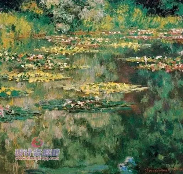 莫奈油画全集1573幅|一幅《干草堆》拍卖了6亿,他的画究竟有多厉害【714期】插图4