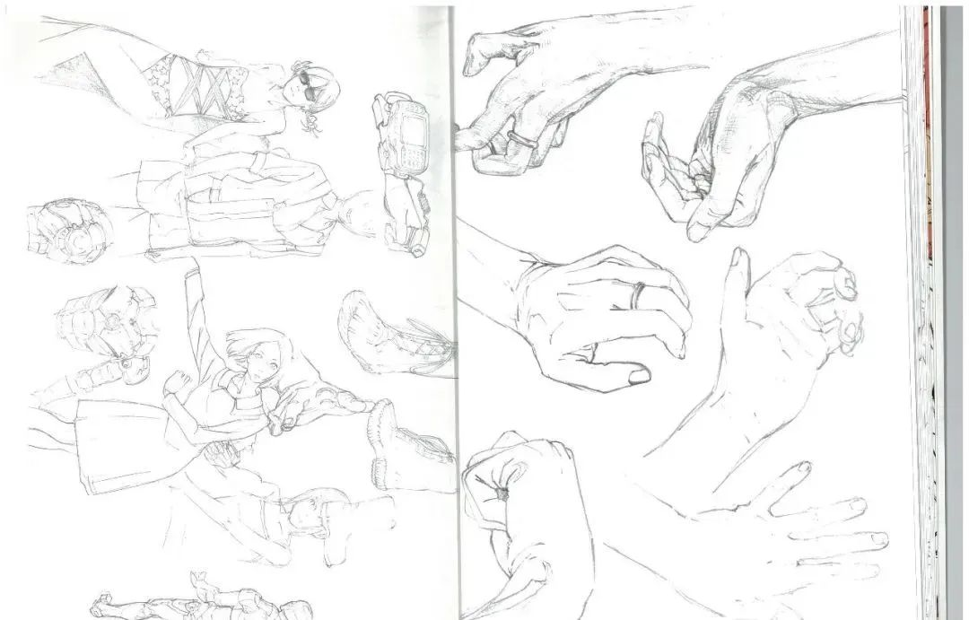 米山舞作品合集+教程+画册合集【692期】插图21