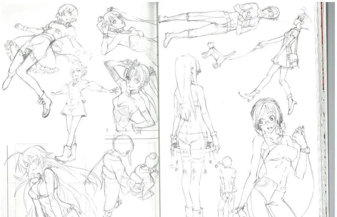 米山舞作品合集+教程+画册合集【692期】插图25