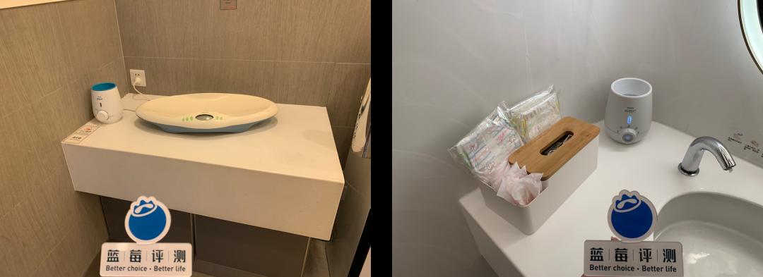 蓝莓评测 | 深圳妈妈必备!16家热门商场母婴室实测-蓝莓评测