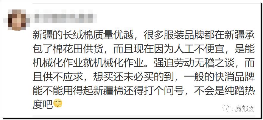 禁用新疆棉花,干涩中国内政,HM、优衣库、ZARA、耐克、阿迪达斯等引公愤53
