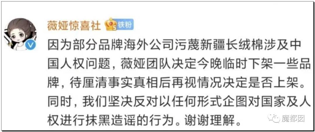 禁用新疆棉花,干涩中国内政,HM、优衣库、ZARA、耐克、阿迪达斯等引公愤75