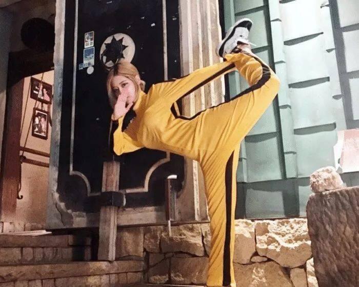 """韩国""""魔鬼女DJ""""走红,社交平台秀泳装照,意外暴露""""炸街""""身材5"""