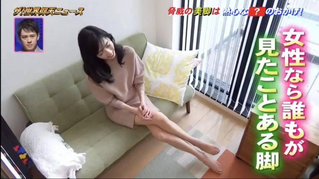 """身高175,腿长竟88!日本第一美腿,竟是被他妈""""逼""""出来的1"""