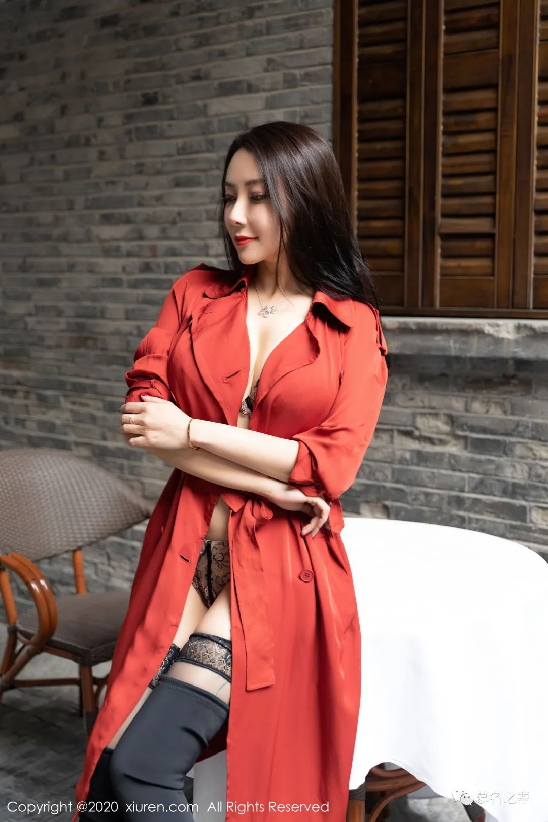 私房模特写真——松果儿Victoria(F罩杯)44
