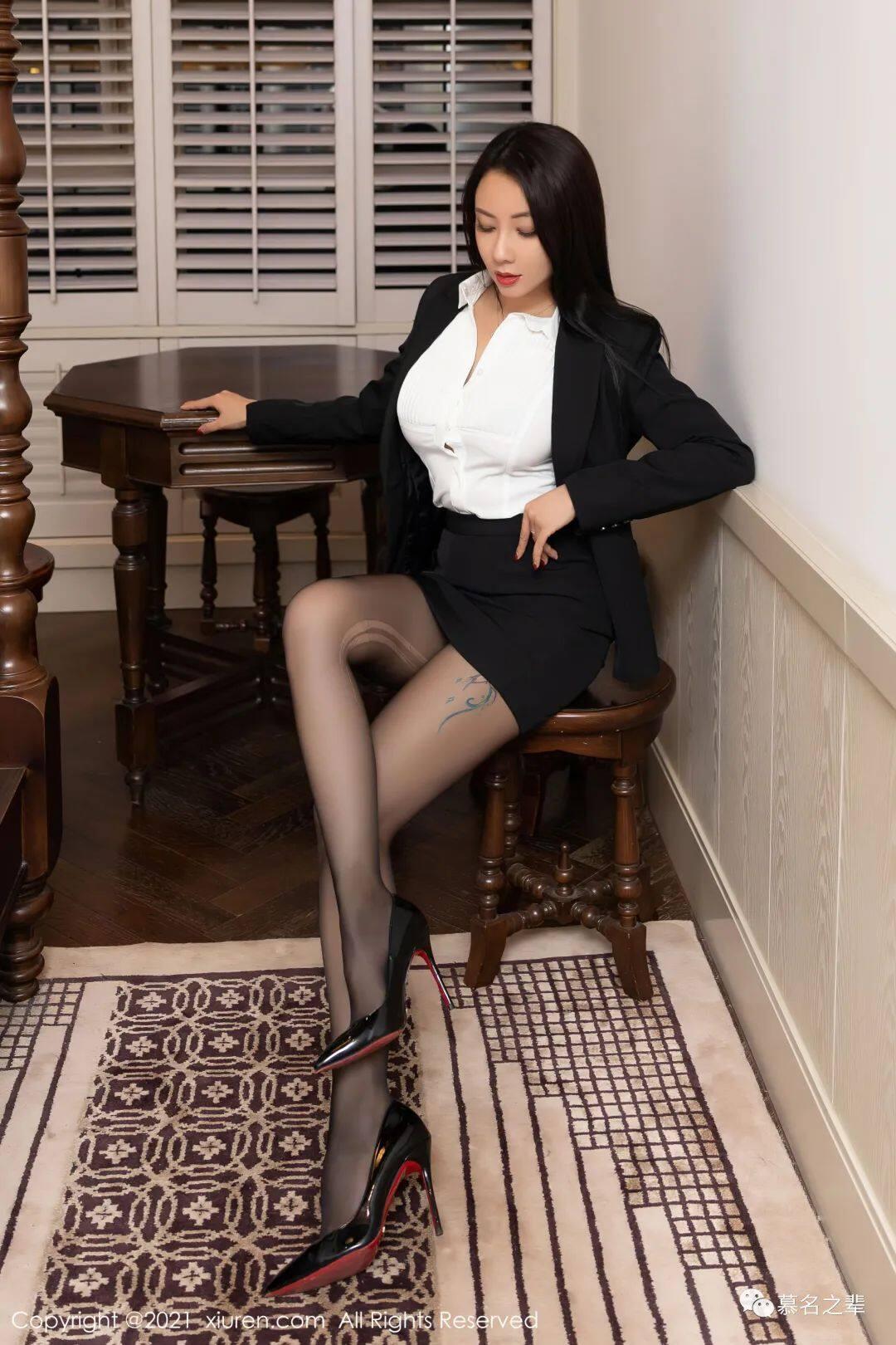 私房模特写真——松果儿Victoria(F罩杯)38