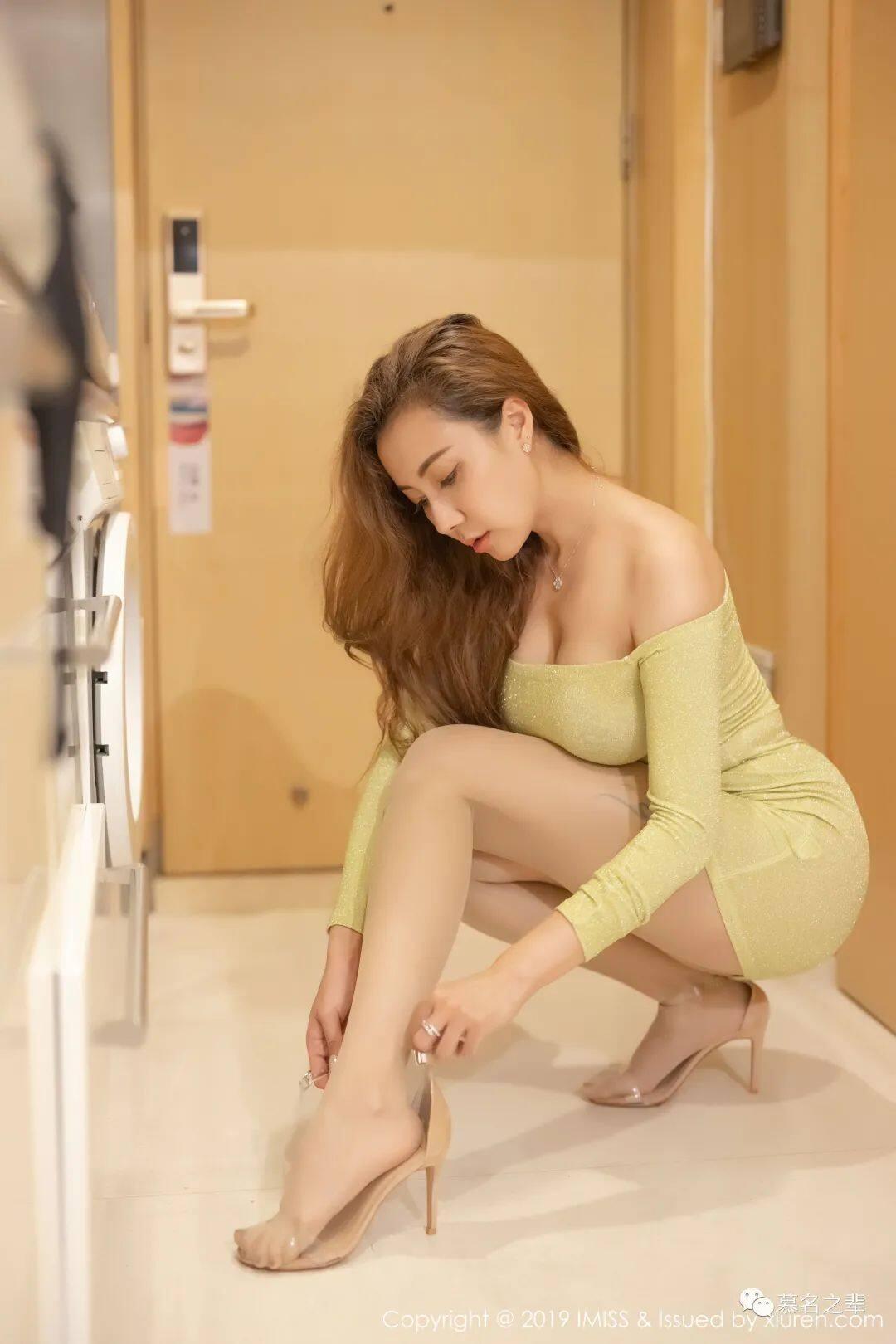 私房模特写真——松果儿Victoria(F罩杯)12