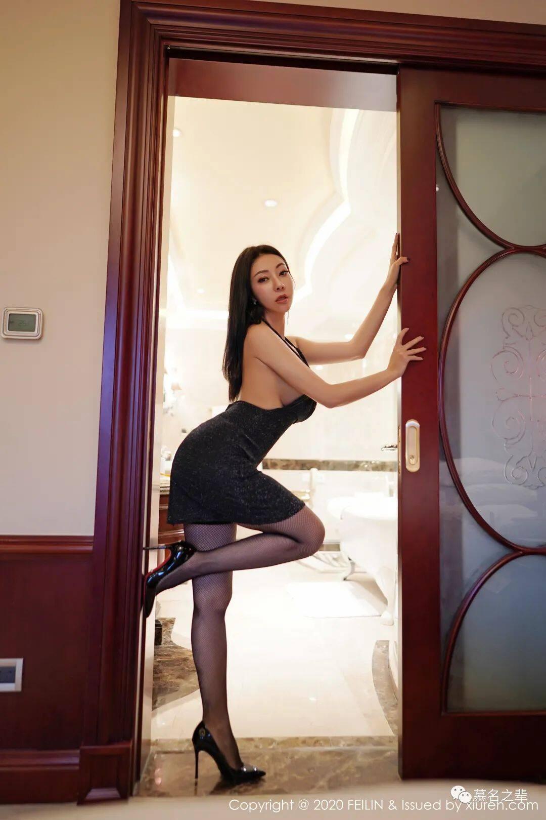 私房模特写真——松果儿Victoria(F罩杯)7