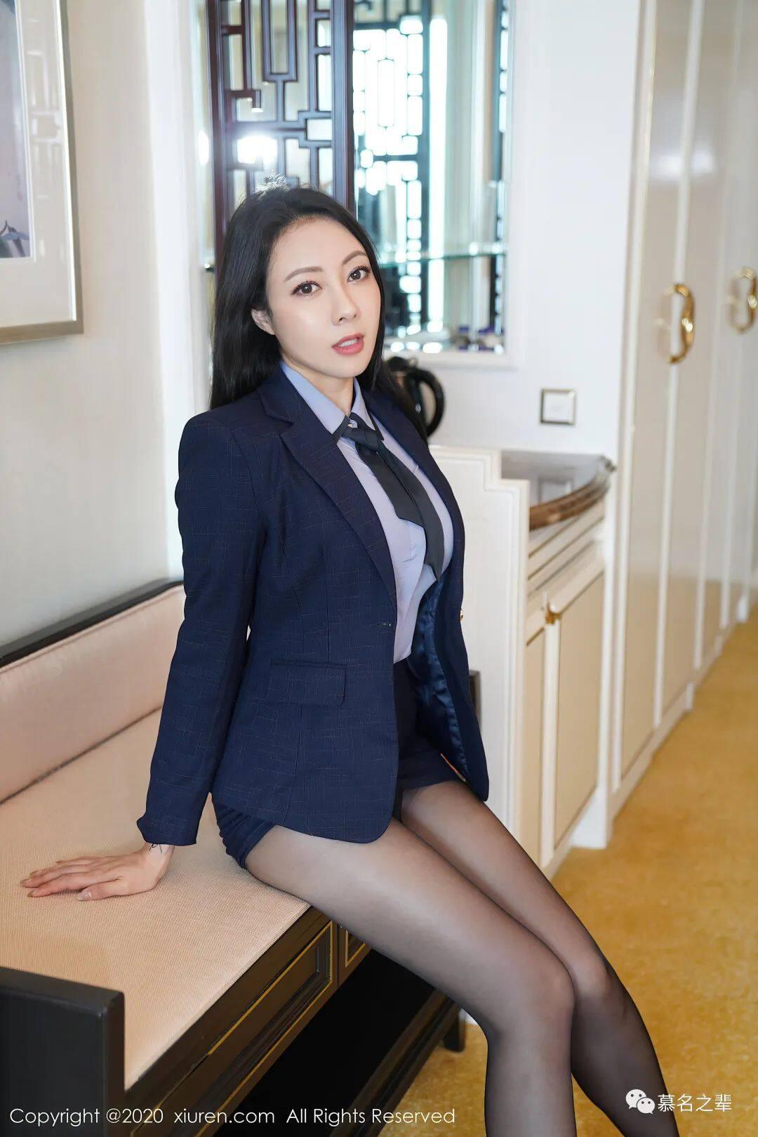 私房模特写真——松果儿Victoria(F罩杯)36
