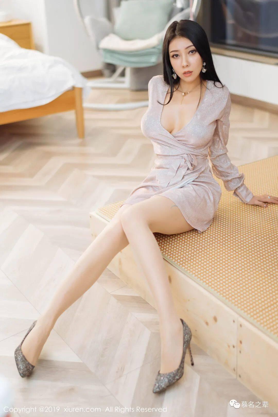 私房模特写真——松果儿Victoria(F罩杯)29