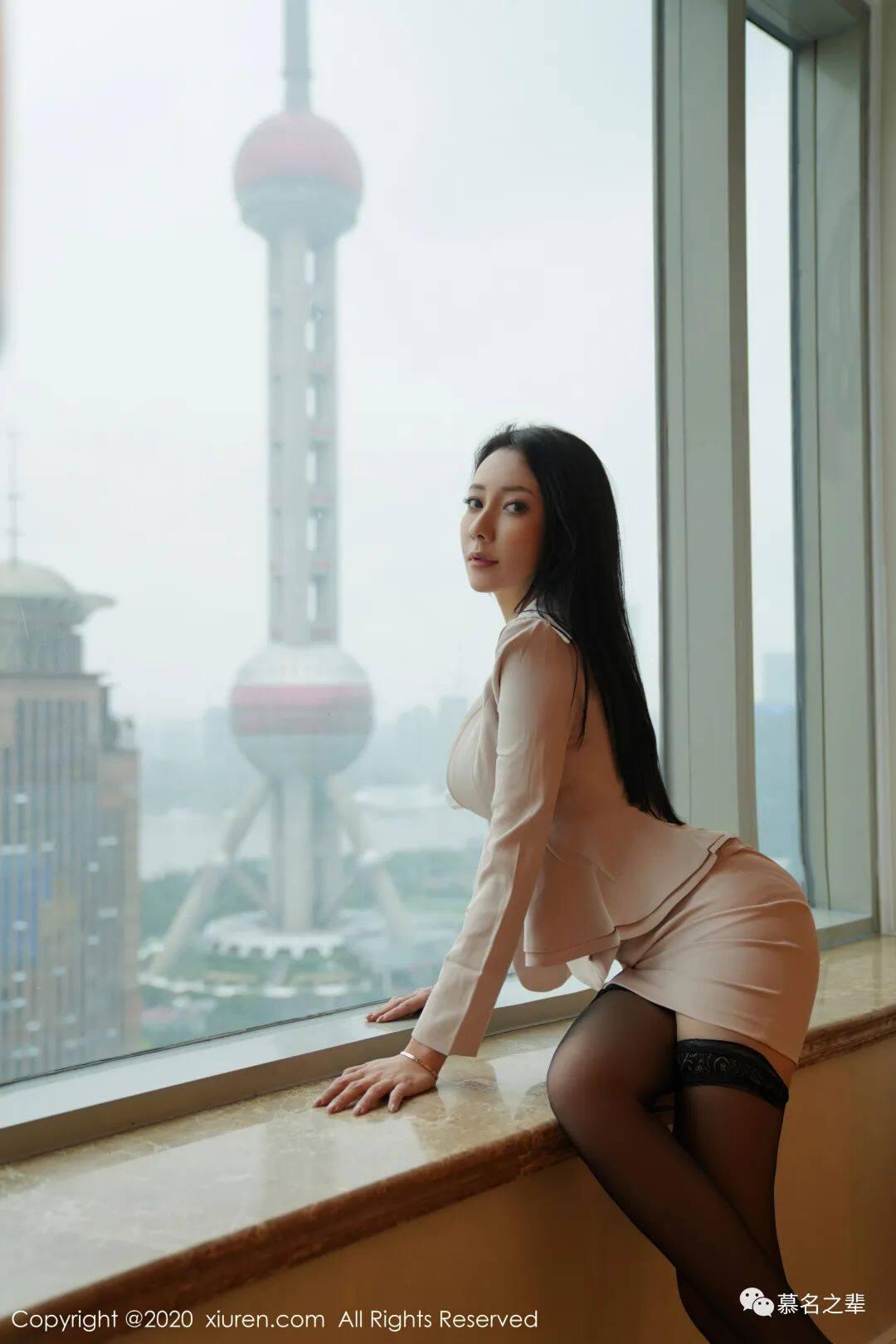 私房模特写真——松果儿Victoria(F罩杯)40