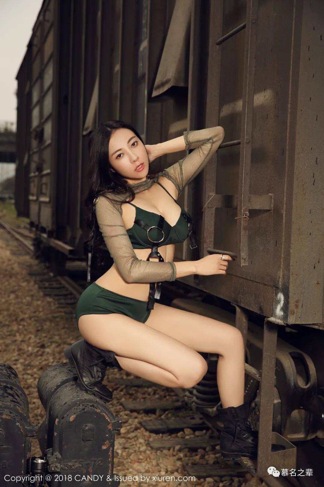 私房模特写真——松果儿Victoria(F罩杯)20