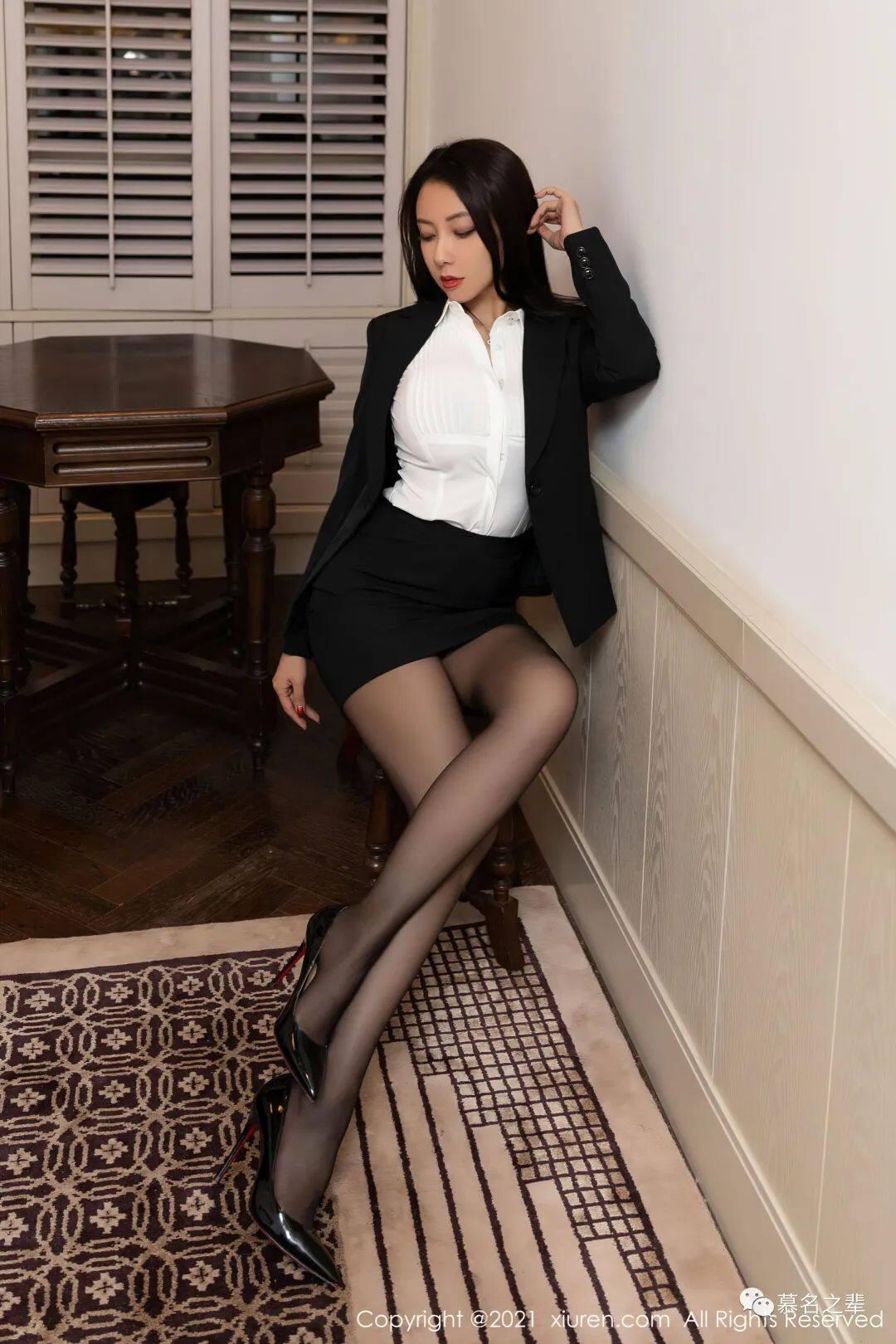 私房模特写真——松果儿Victoria(F罩杯)39