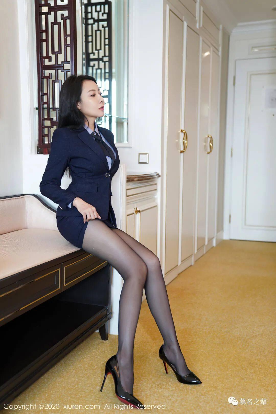 私房模特写真——松果儿Victoria(F罩杯)35