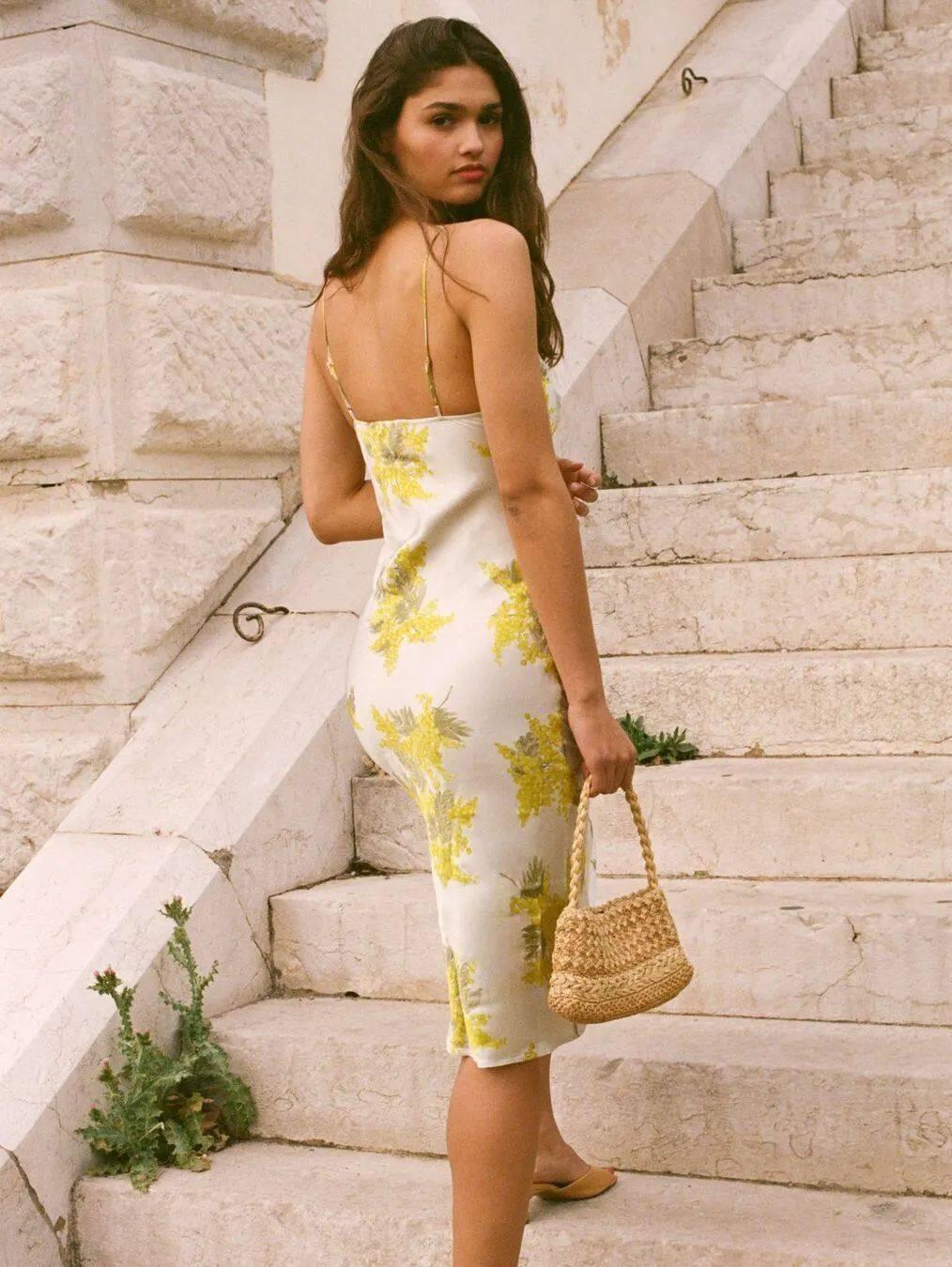 满大街的花裙子,这样穿比别人更美33