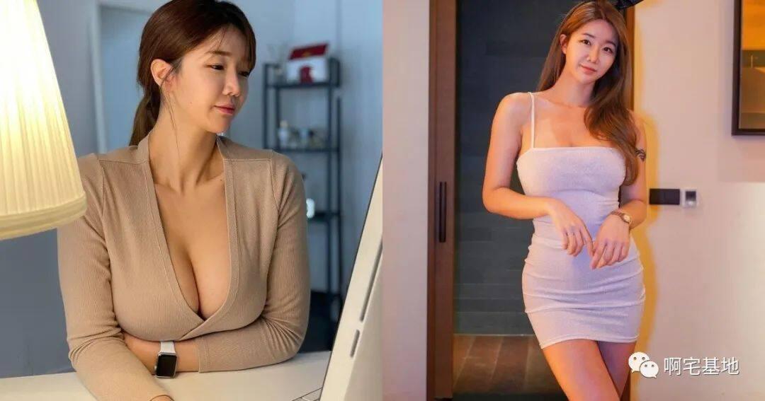 [微博福利]175cm的韩国大凶妹子