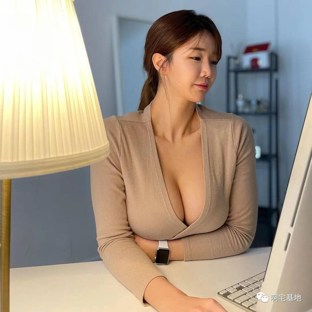 [微博福利]175cm的韩国大凶妹子12