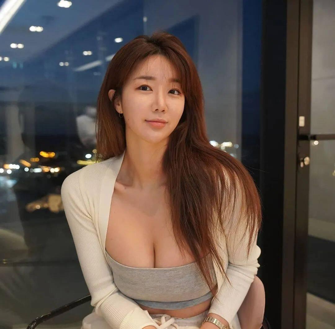 [微博福利]175cm的韩国大凶妹子6