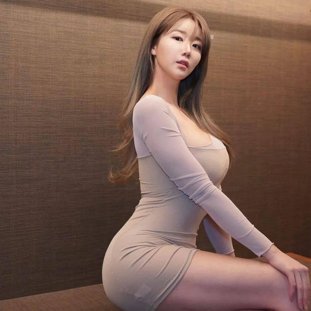 [微博福利]175cm的韩国大凶妹子2