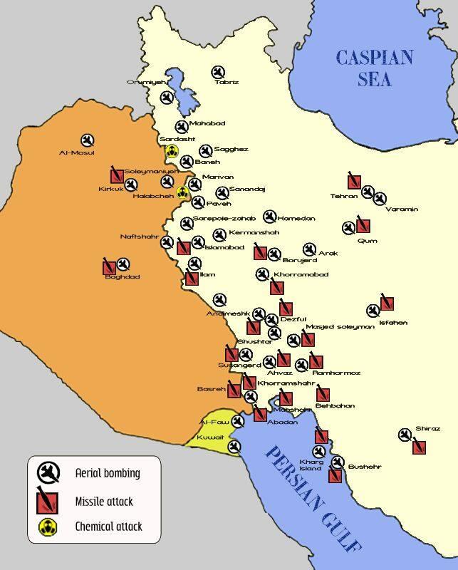 """0年前,中东地区成了""""血海"""""""""""