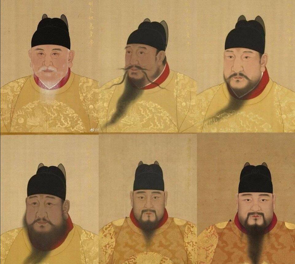 《大明风华》:朱元璋为什么长着一张鞋拔子脸?
