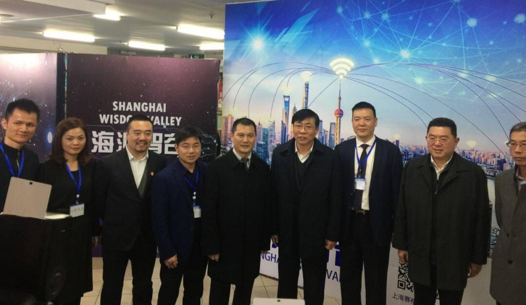 上海黄浦区委书记区长元旦视察上海赛格工博士智能制造体验中心